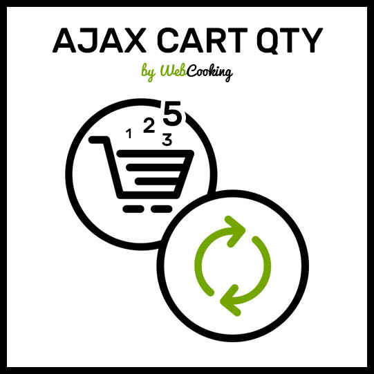 update cart quantity with ajax in magento