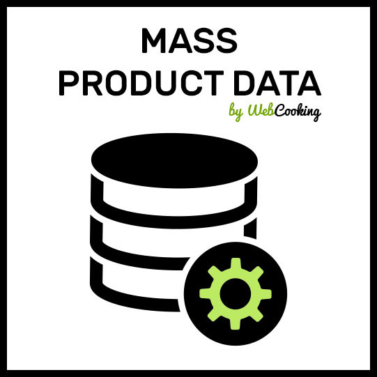 Mass Product Data