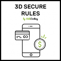3d secure rules for magento