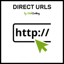 direct urls for magento
