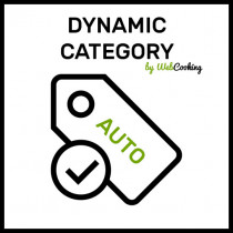 Magento Dynamic Category