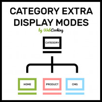 Category Extra Display Modes for magento