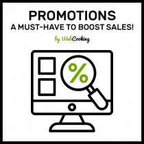 manage promotions on magento