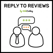magento how to reply to reviews