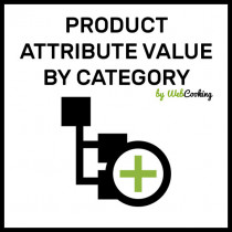 Magento Product Attribute Value By Category