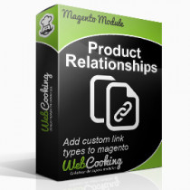 Magento Product Relationships
