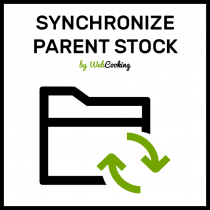 Synchronize Parent Stock magento