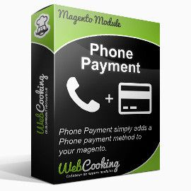 Magento Phone Payment