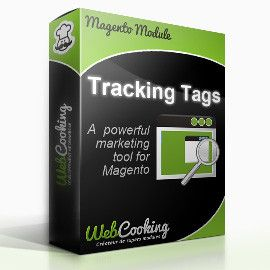 Tracking Tags for Magento 2