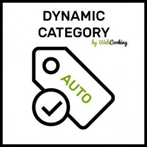 Magento Dynamic Category