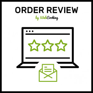 send email to have order reviews on magento
