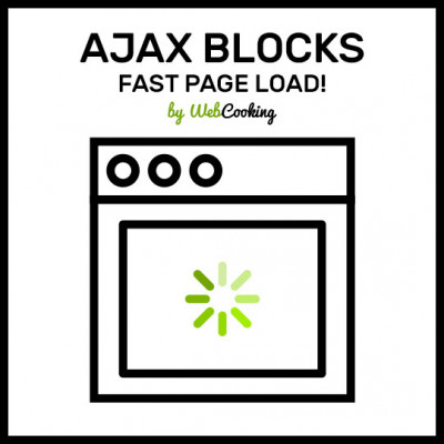 magento ajax blocks