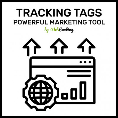 trackings tags magento