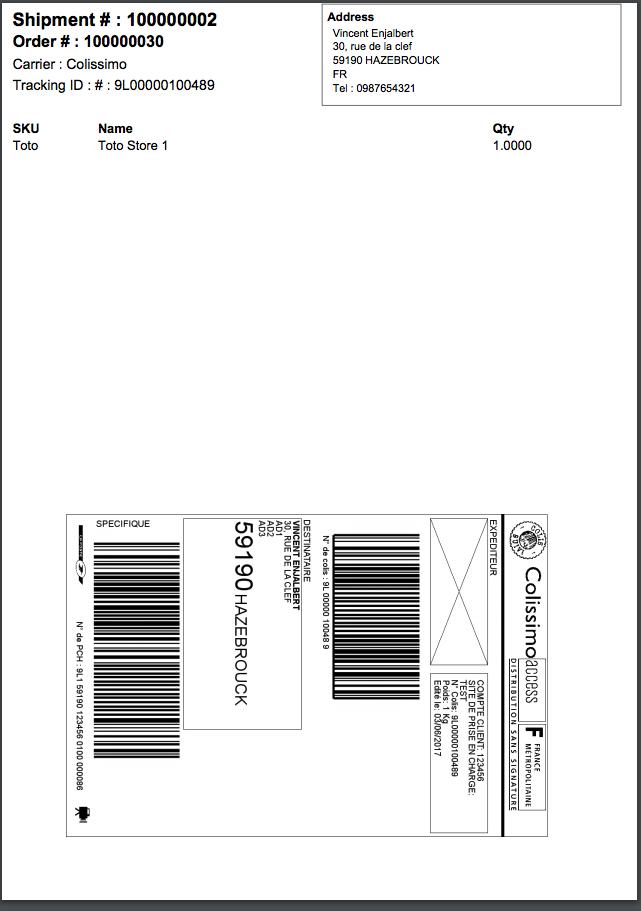 PDF Slip