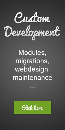 Custom developments